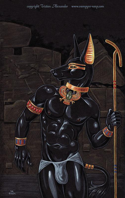 Anubis Gaurd