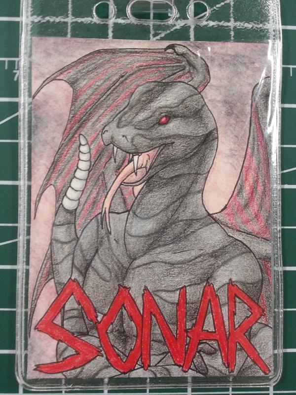 Most recent image: FurEh Badge Commission - Sonar