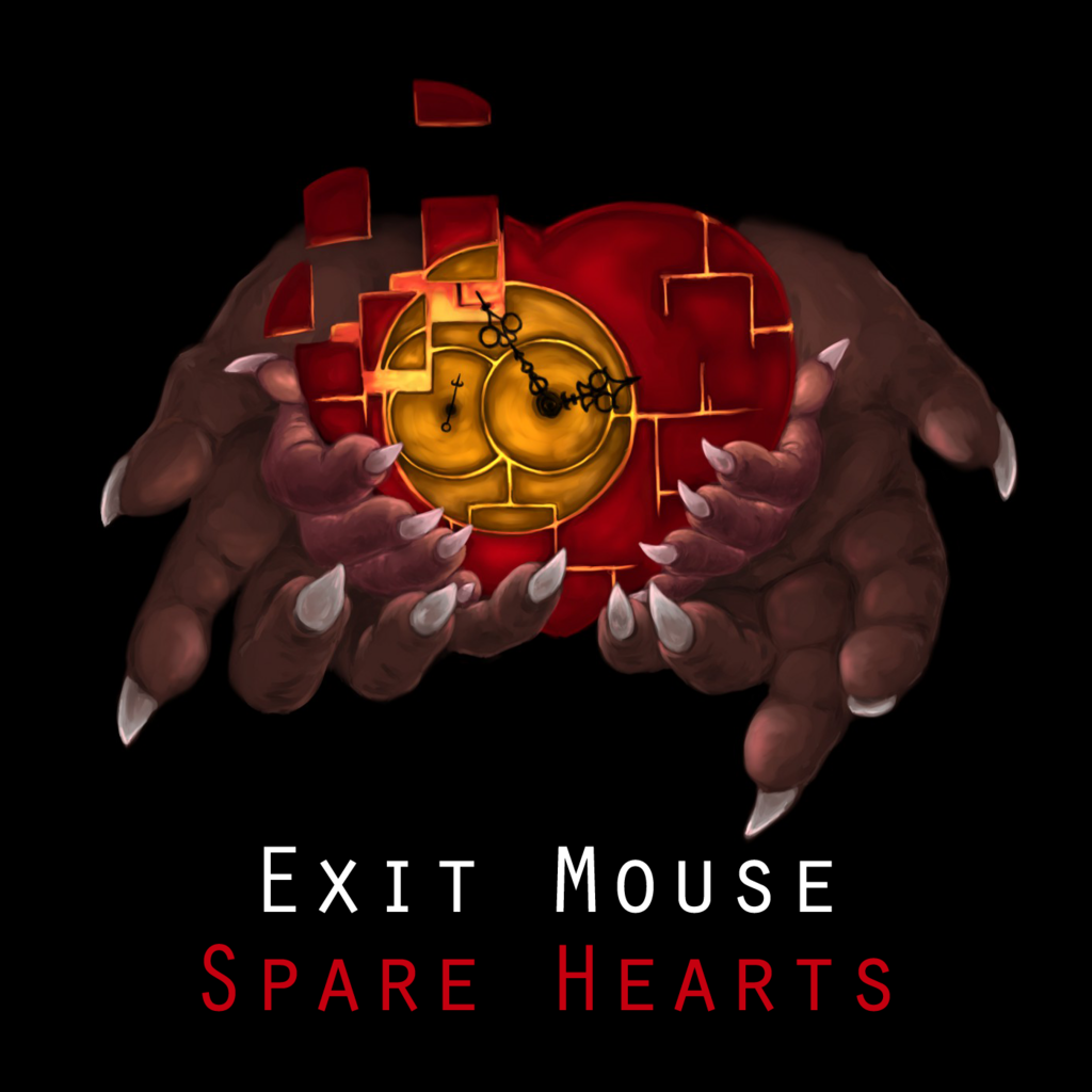 Most recent image: Spare Hearts