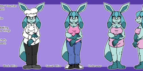 Commission - Abby Ref Sheet