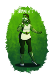 Commission: Seraphinite
