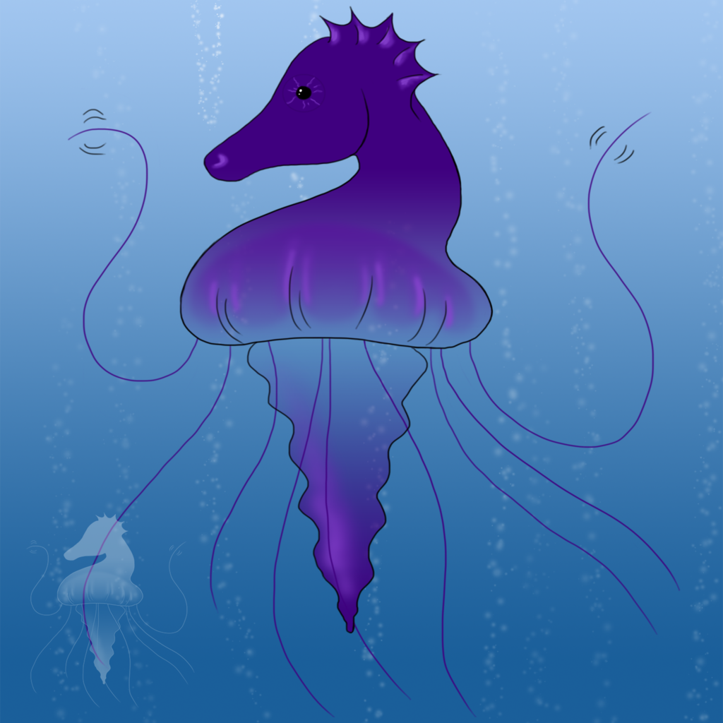 Most recent image: Jelly Seahorse