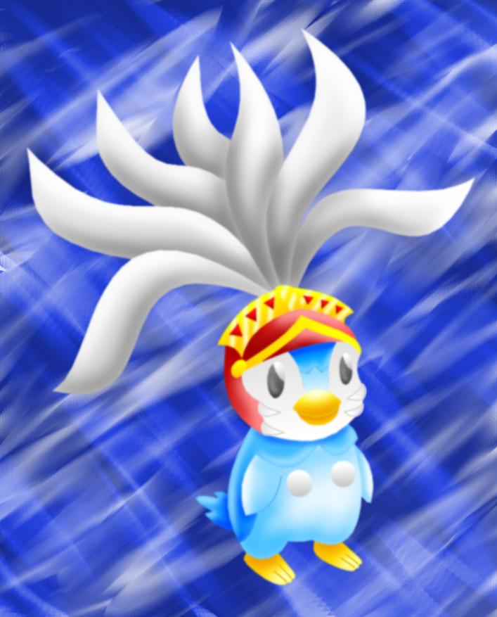 Pokemon Piplup