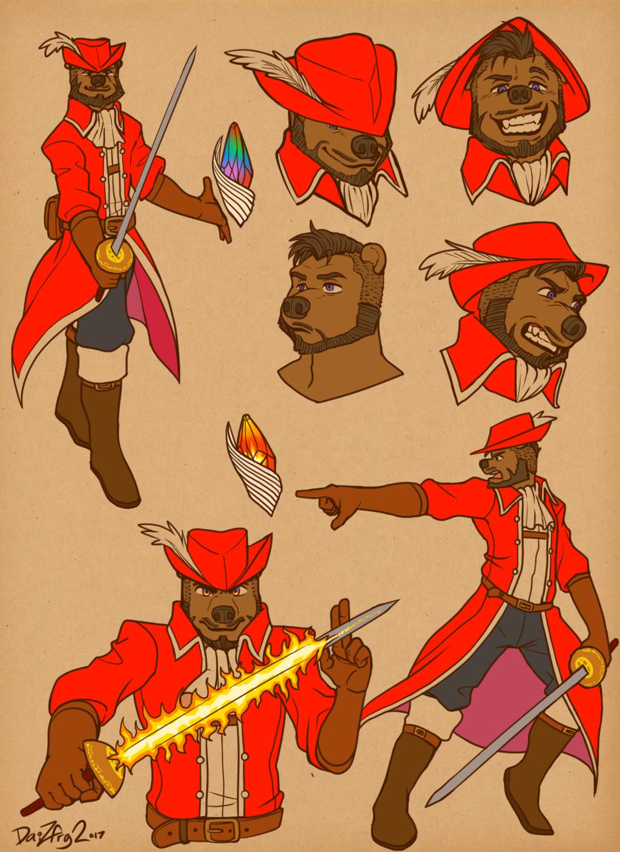Character Study - Ignacio