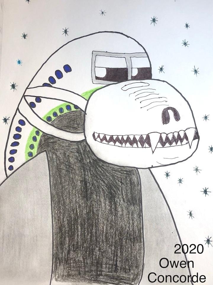 Manny's Mask (Coronavirus)