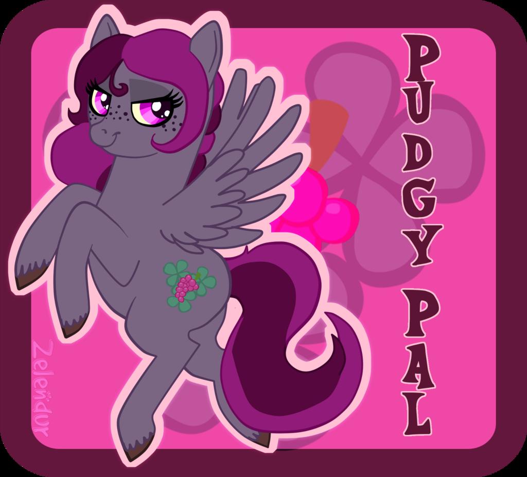 Badge Pudgy Pal