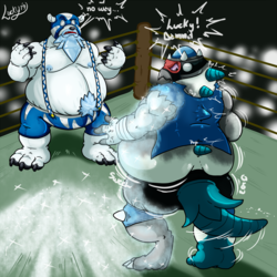 [COM] An Ice Battle