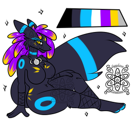 Shiny female Umbreon (SOLD)