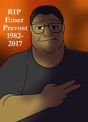 RIP Emer Prevost