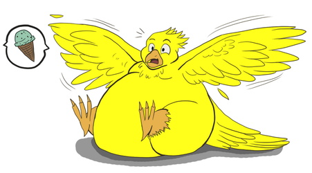 [GIFT] Too Fat to Fly