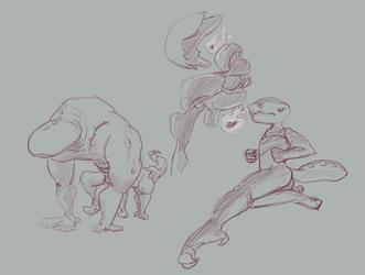 Doodle Monstars
