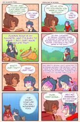 Solanaceae - Prologue, Mini Comics, Set 2