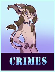 Crimes badge