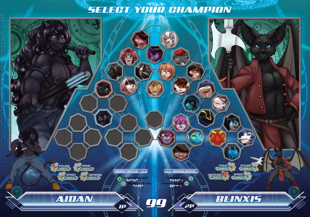 Tournament of Champions; Crest of Valor DLC Round 1