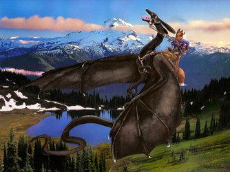 Wyrm Rider