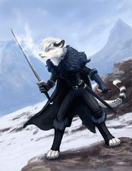 Winter Is Coming - LadyFoxGlove