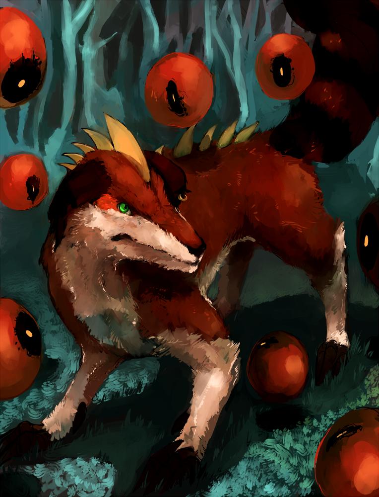 Wild Card: silencedzorn