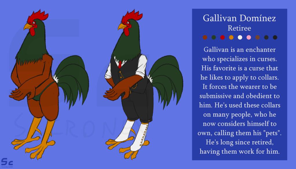 Gallivan Ref