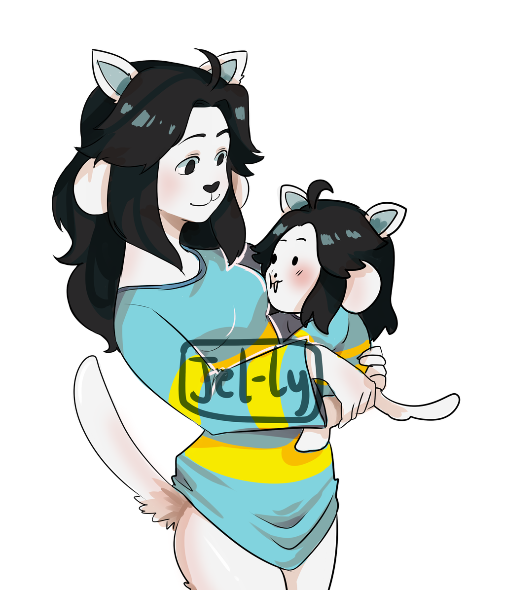 Most recent image: Temmie!!