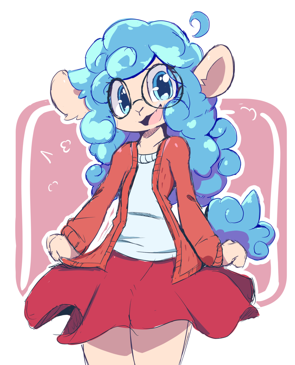 Most recent image: Sheep-sized Sheepy