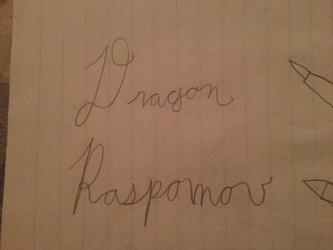 Gift: Dragon Pony Rasponov