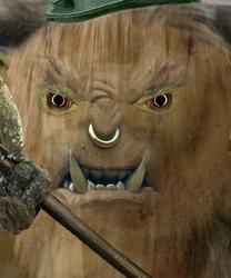 My Potato Warrior