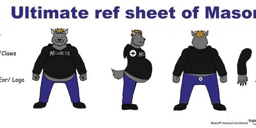 Mason's Ref Sheet