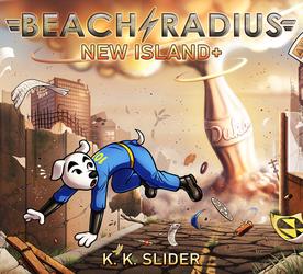 Beach Radius: New Island+ [KK Spoof Cover]