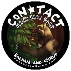 Balsam and Citrust - Supah smell good soap! 8D