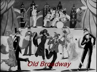 It's Getting Dark On Old Broadway