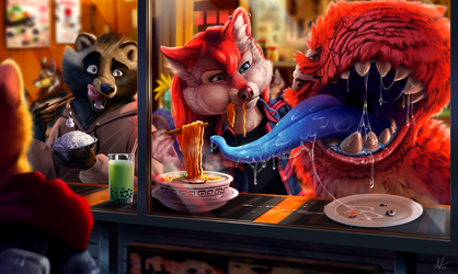 Going Back for Seconds - By Veyz