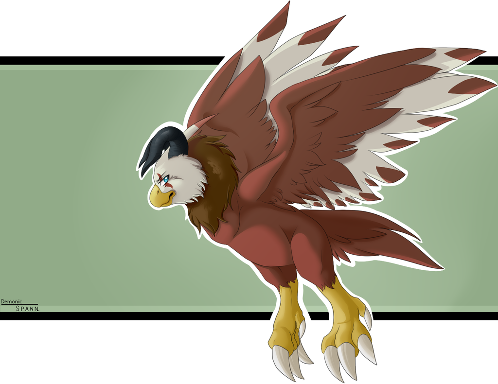 Aquilamon
