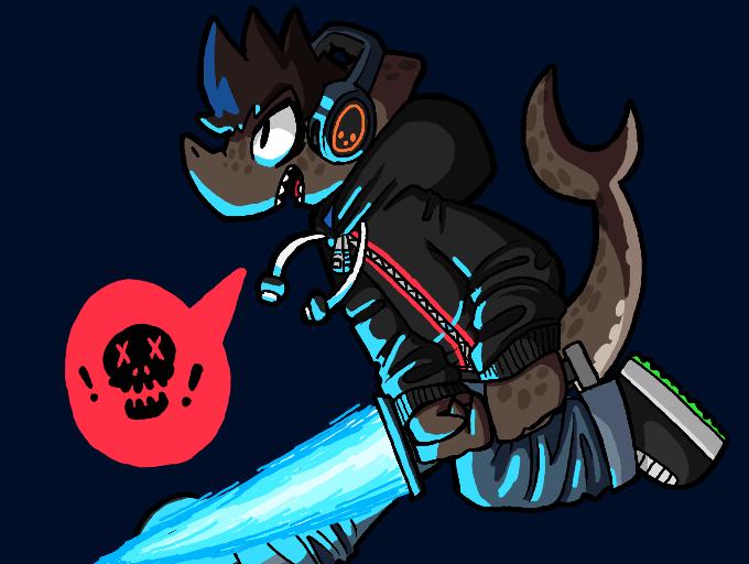 Fighter Shark