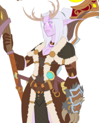 commission: Archdruid Yune