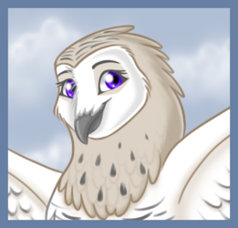 Frost Owl Icon