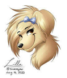 (Silberry) Lilla Headshot