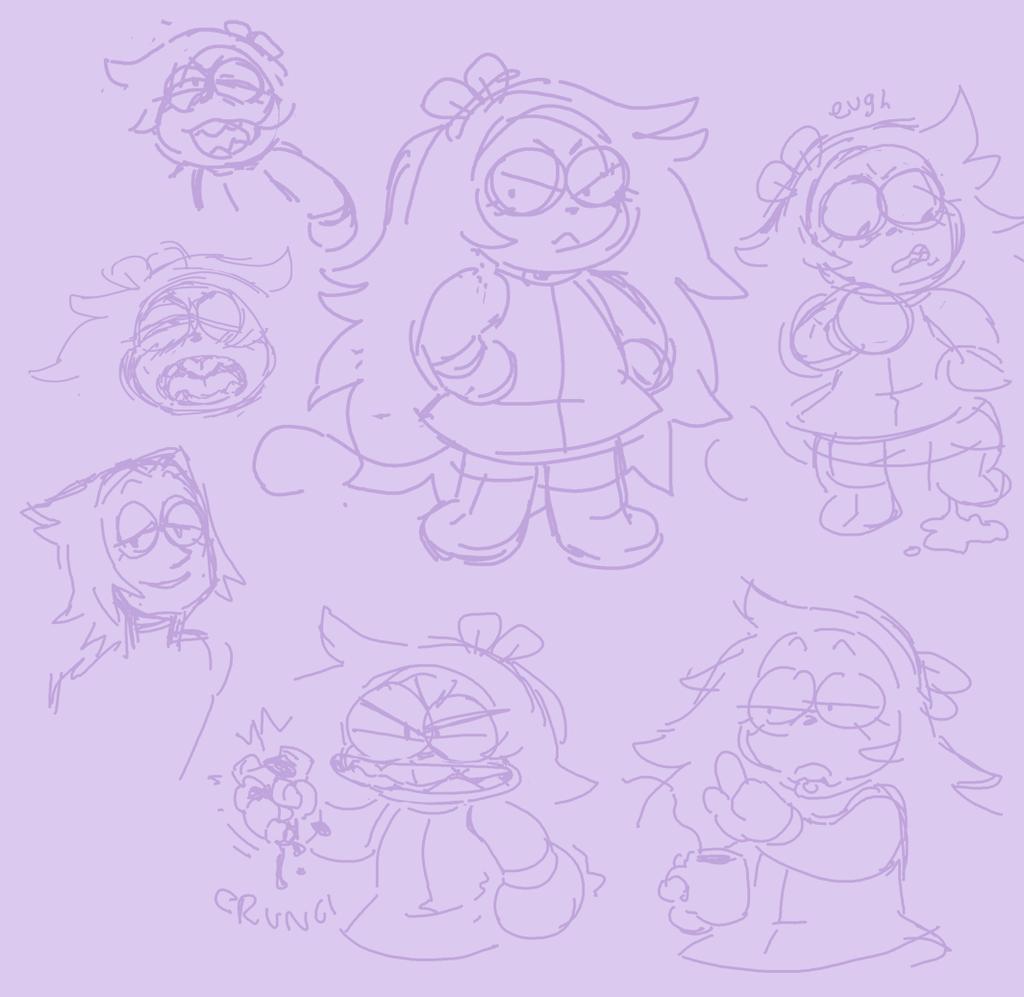 fink scribbles