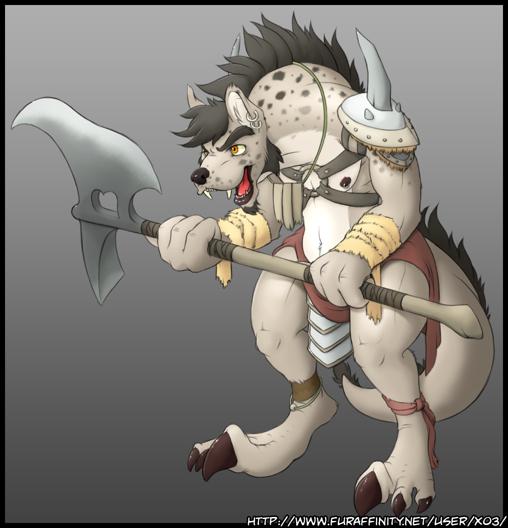 Most recent image: Gnoll