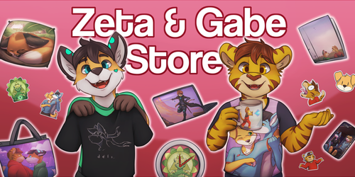 Our Redbubble Store!