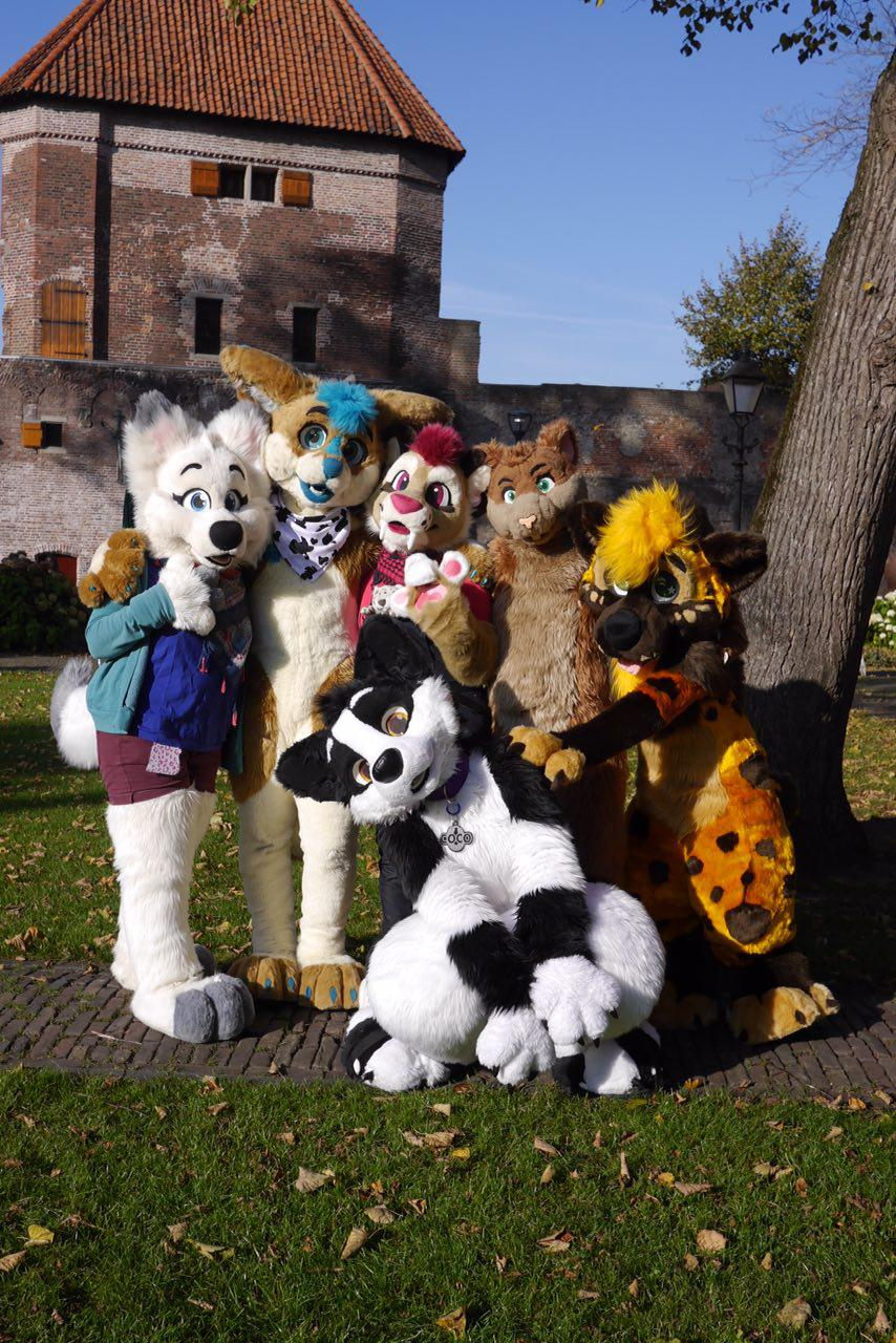 Most recent image: Happy FursuitFriday!