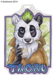 Taoru Badge