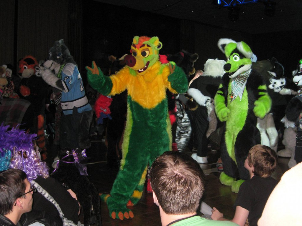 FWA 2012 - Day 2 - Dance Competition 5