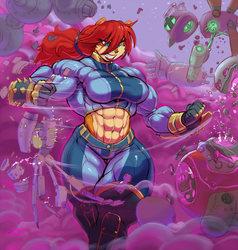 Sally P-Punch