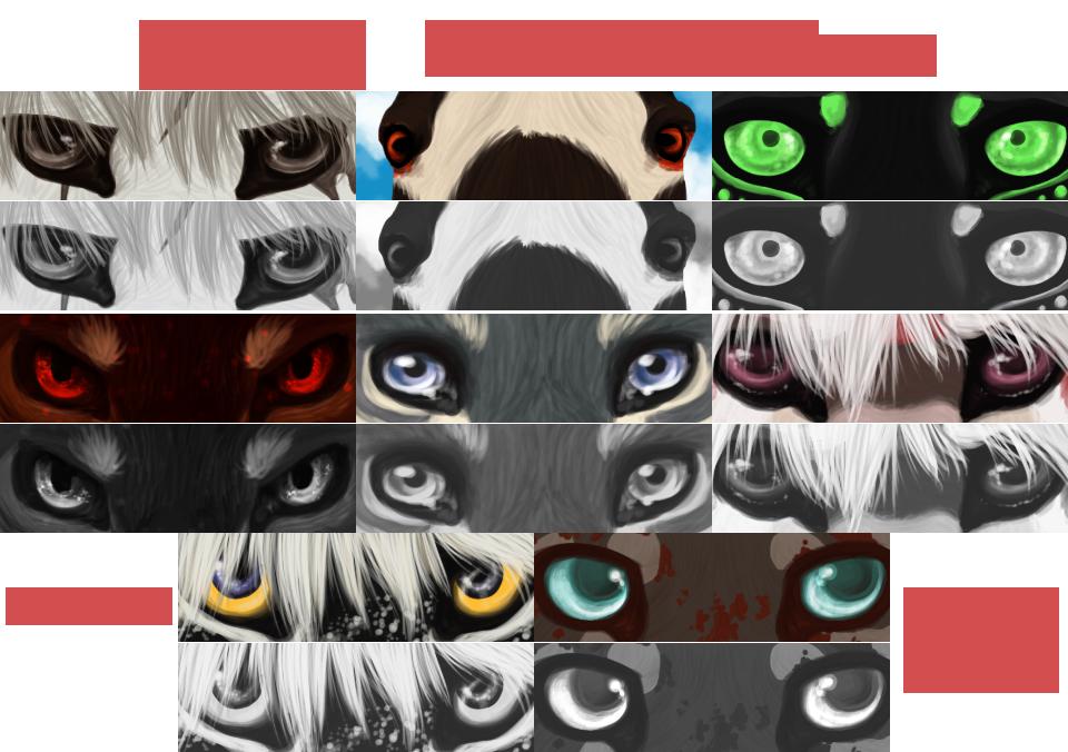 Eye Banners