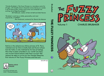 The Fuzzy Princess Vol. 1 (coming soon!)
