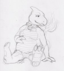 A Thick-Bodied Char - by Grentain