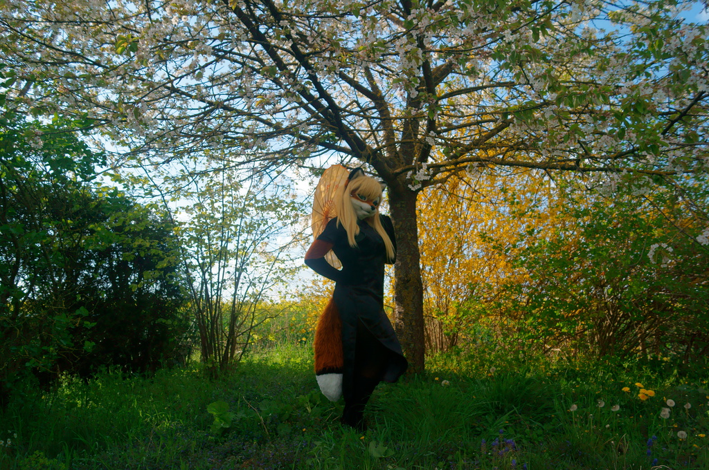 Lisa china dress