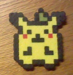 Pikachu [Pokemon Yellow Overworld]