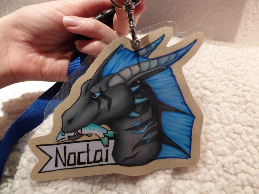 Most recent image: Noctai Badge