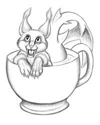 Teacup Mercat - Inks